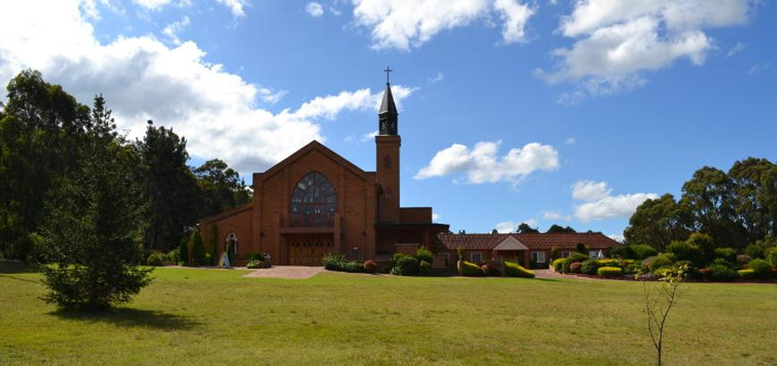 The Pauline Father's Monastery and Church of our Lady of Mercy at Penrose Park. The Pauline Fathers have two Monasteries in Australia, the before mentioned Penrose Park and also Marian Valley, Shrine of Our Lady Help of Christians.